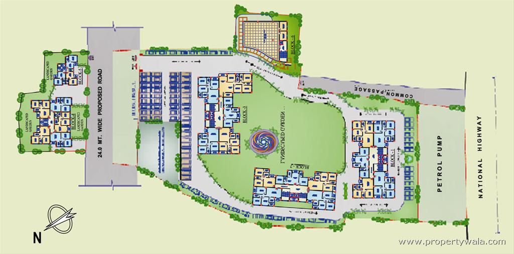 how to get a site plan of a property