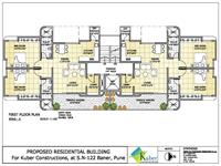 First Floor Plan Wing A