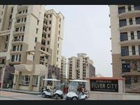 1265 Sq.Ft. 3 BHK in Purvanchal Silver City-II @ 55 lacs