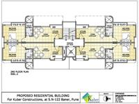Second Floor Plan Wing A