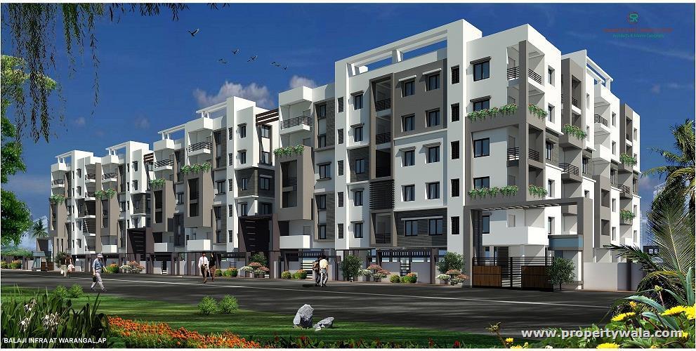 GMR Brindavan Apartments - Hanamkonda, Warangal