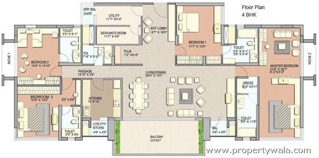 Lodha Grandeur Prabhadevi Mumbai Apartment Flat