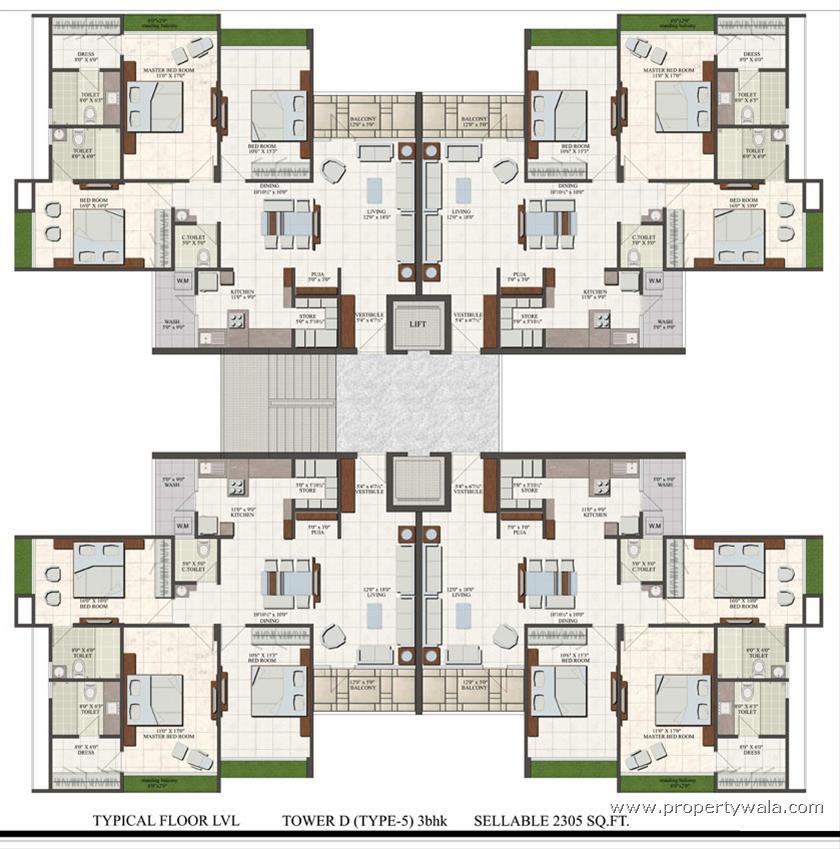 gallery for gt habitat 67 floor plans