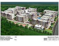 2 Bedroom Flat for sale in Parimala Trinity, Marathahalli, Bangalore