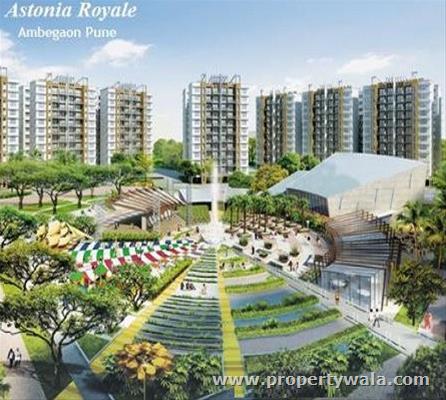 Amit Astonia Royale - Ambegaon, Pune