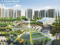 2 Bedroom Flat for sale in Amit Astonia Royale, Ambegaon, Pune