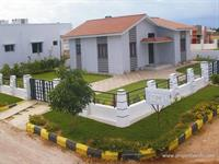 2 Bedroom House for sale in Fortune Butterfly City, Srisailam Highway, Hyderabad