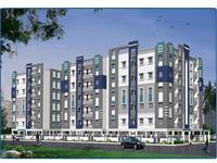 2 Bedroom Flat for sale in Sai Raghava Residency, Madinaguda, Hyderabad