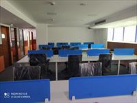 4500 sq.ft fully furnished commercial office space rent in Silk Board