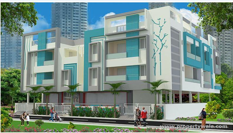 3 Bedroom Apartment Flat For Sale In The Nest Glory Sholingnallur Chennai P7179061