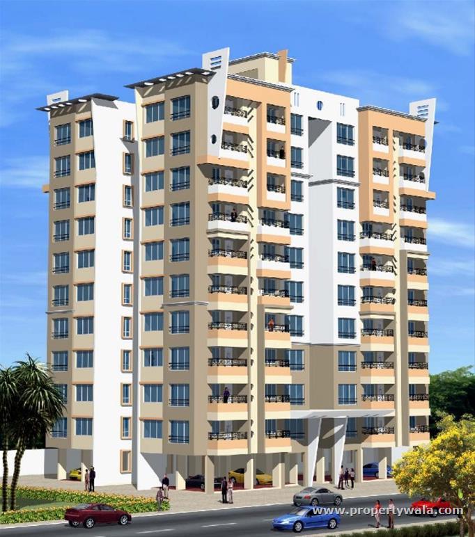 Megh Mayur Residency - Gunjan Rd, Vapi