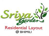 Land for sale in Sriya Gardens, Bheemunipatnam, Visakhapatnam