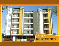 1 Bedroom Flat for sale in Sky Residency, Rani Bagh, Indore