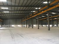 Factory Shed View