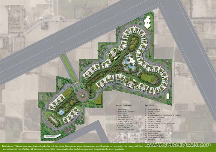 Bptp park generations sector 37 d gurgaon apartment for Apartment master plans