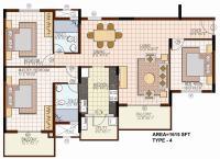 Type-D Floor Plan
