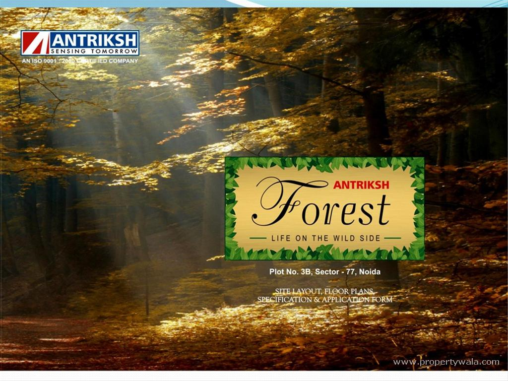 Antriksh Forest Sector 77 Noida Apartment Flat