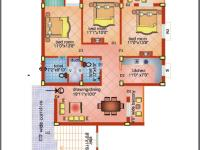 Block-L Floor Plan