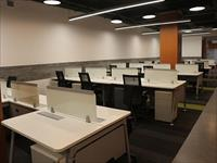 60 seater, 3 cabin extra luxurious well furnished commercial office space at Baner Pune