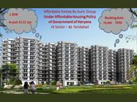 2 Bedroom Flat for sale in Auric Affordable Homes, Sector 82, Faridabad