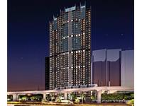 1 Bedroom Flat for sale in Sethia Imperial Avenue, Malad East, Mumbai