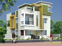 4 Bedroom House for sale in Manjeera Purple Town, Gachibowli, Hyderabad