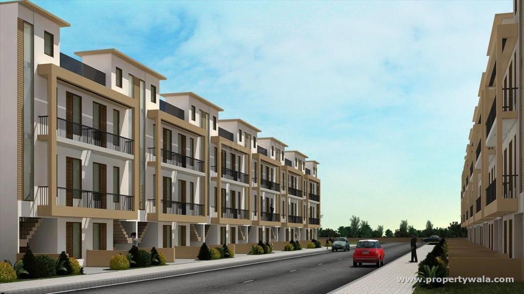 TDI Sapphire Homes - Sector 110, Mohali