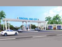 Land for sale in Singhal SNG City, C-Scheme, Jaipur