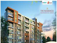 2 Bedroom Flat for sale in Unitech The Residences, Sahastra Dhara Road area, Dehradun