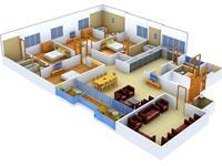 3D Layout-A