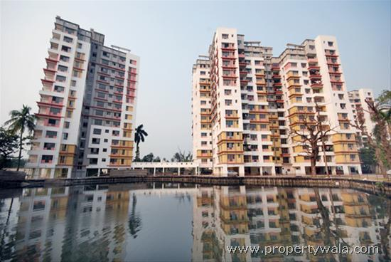 Diamond City West - Behala (South East), Kolkata