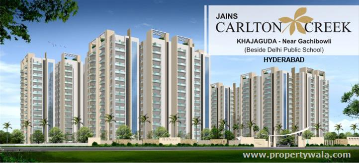 Jains Carlton Creek - Gachibowli, Hyderabad