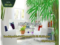 3 Bedroom Flat for sale in Lotus Greens Arena, Sector 79, Noida