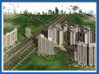 2 Bedroom PG in Rustomjee Urbania, Majiwada, Thane
