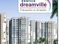 3 Bedroom Flat for rent in Exotica Dreamville, Noida Extension, Greater Noida