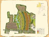 Numbering Plan Parcel - 5 Villas