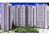 1 Bedroom Flat for sale in Puraniks Rumah Bali, Ghodbunder Road area, Thane