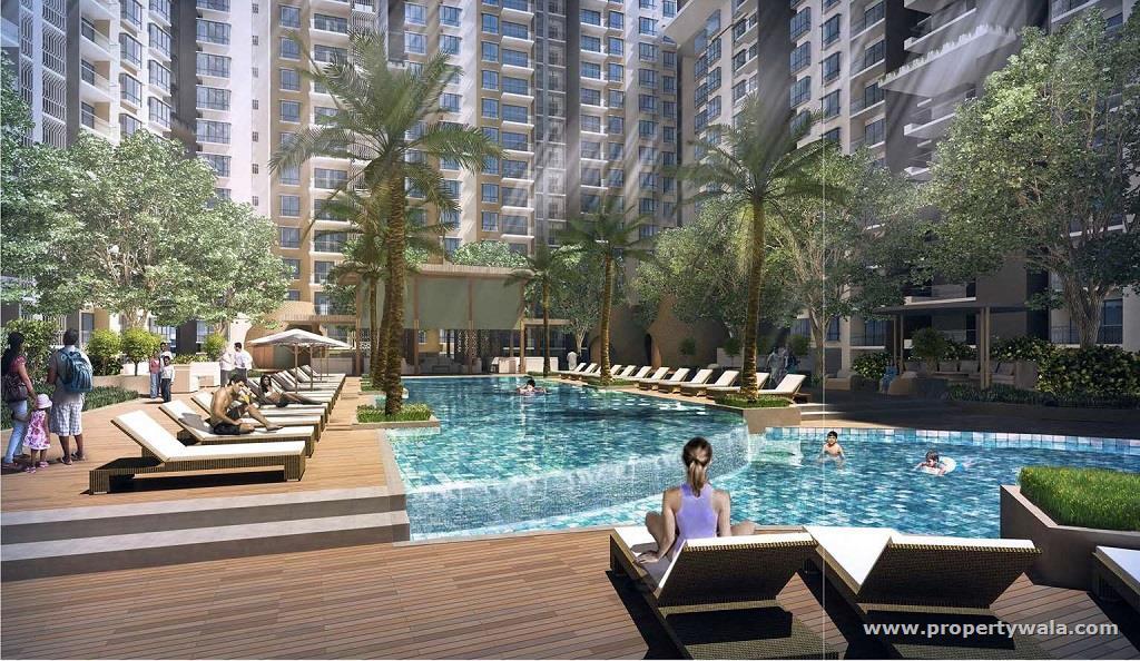 Bhartiya city nikoo homes 2 thanisandra bangalore - Swimming pool builders in bangalore ...