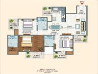 3BHK + 3T - 1530 Sq Ft