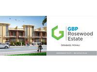 3 Bedroom Flat for sale in GBP Rosewood Estate, Dera Bassi, Zirakpur