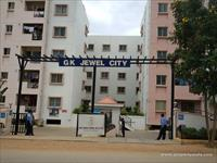 2 Bedroom Flat for sale in GK Jewel City, Kudlu, Bangalore