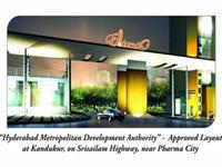 Land for sale in Green Homes Eldorado, Kandukur, Hyderabad