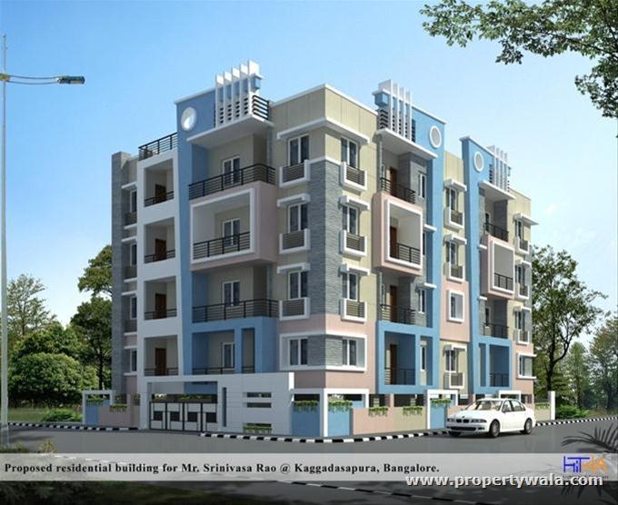 Chandamama Residency - Kagdassapura, Bangalore