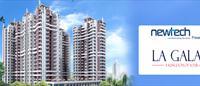 2 Bedroom Flat for sale in Newtech La Galaxia Terrace Homes, Upsidc Site B, Greater Noida