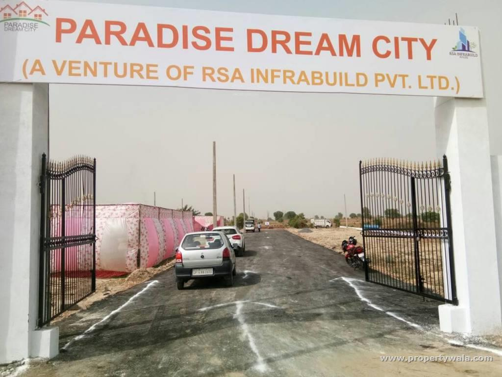 RSA Paradise Dream City- 2 - NH 91, Gautam Budh Nagar