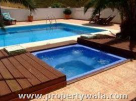 Value skywalks nh 58 ghaziabad residential plot - Swimming pool in vaishali ghaziabad ...