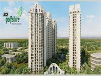 2 Bedroom Flat for sale in Ace Golfshire, Sector 150, Noida