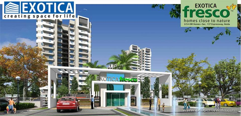 Exotica Fresco Homes - Sector 137, Noida