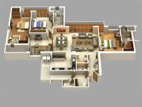 Floor Plan - 2775 sq. ft