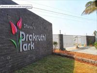 Land for sale in Dharani Prakruthi Park, Sarjapur, Bangalore